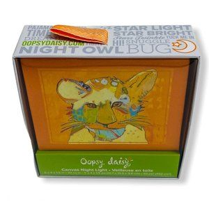 Oopsy daisy- Nightlight for kids or adults